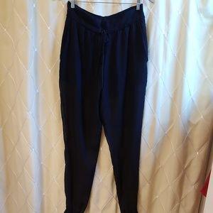 Pants - Sheer leg jogger pants